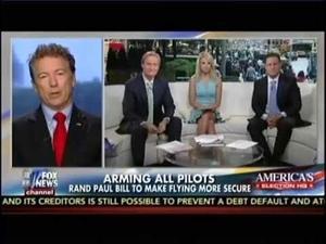 Sen. Paul Appears on Fox and Friends - June 18, 2015