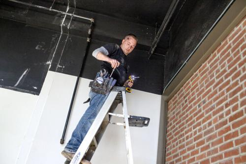 Pushin Building improvements could benefit from new program