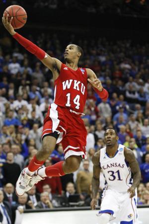 Western Kentucky takes on Kansas