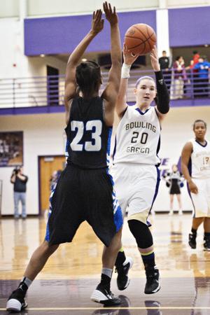 Prep Basketball: South Warren at Bowling Green