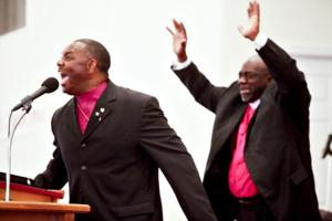 Four bishops consecrated in Bowling Green