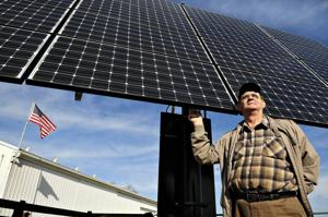 TVA and green energy