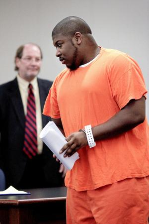 Holts gets life for murders