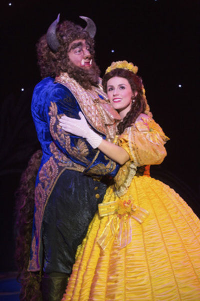 'Beauty and the Beast' to make tour stop at SKyPAC