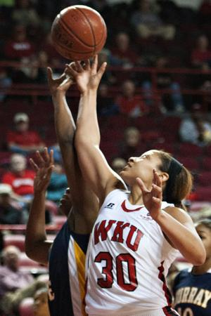 Lady Tops bounce back with 86-63 win over Murray State
