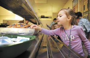 Energy-free meal promotes 'green' efforts in schools