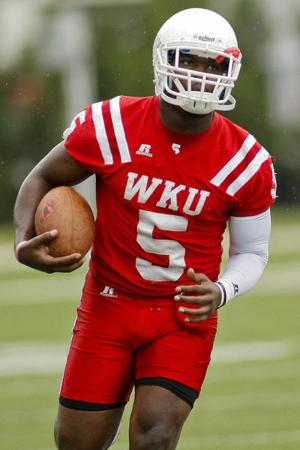 Andrews excited for role in WKU offense