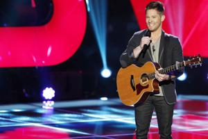 Justin Rivers on The Voice