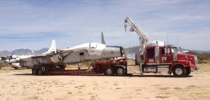 F-111F headed to Aviation Heritage Park