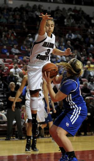 Powell, Marion County roll to state semifinals