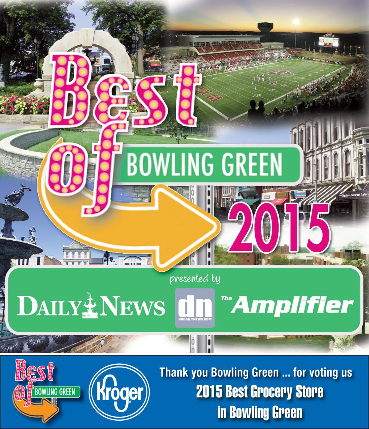 Best of Bowling Green 2015 Community bgdailynewscom