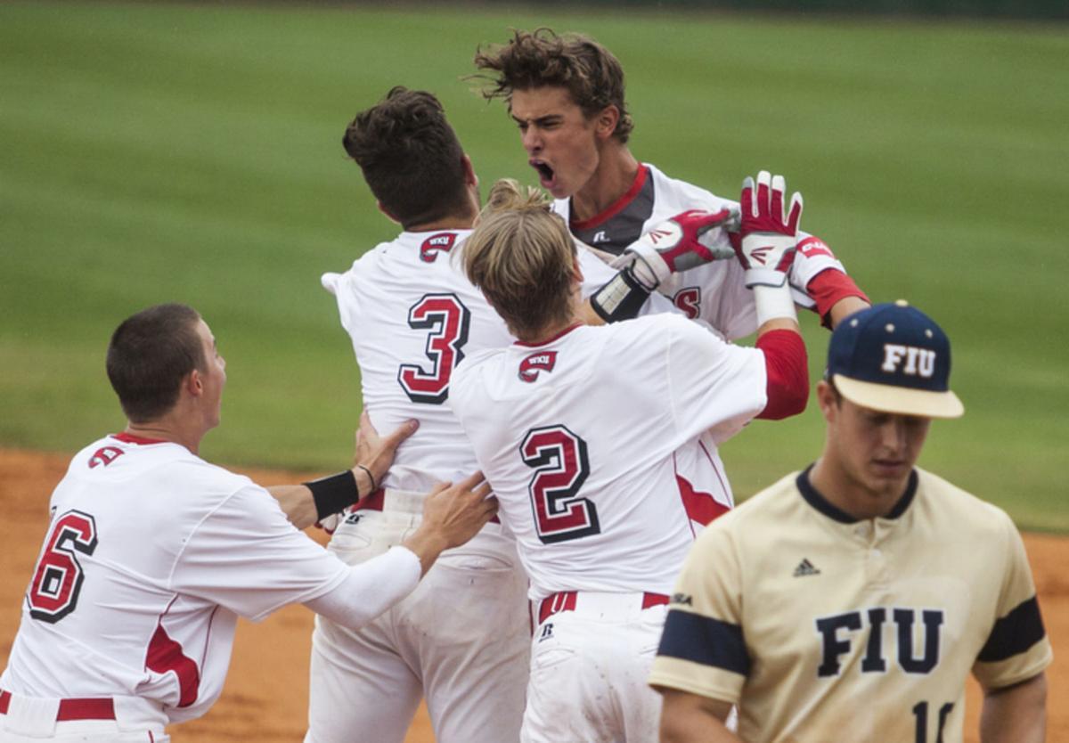 WKU beats FIU with walk-off hit in 12th inning   WKU Sports ...