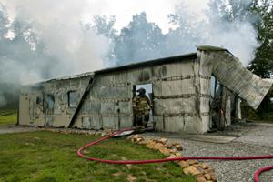 Firefighters face 3 fires in 48 hours