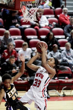 Lady Tops win WNIT opener in OT
