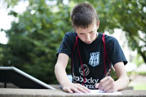 Kids explore temps & tornados in new program