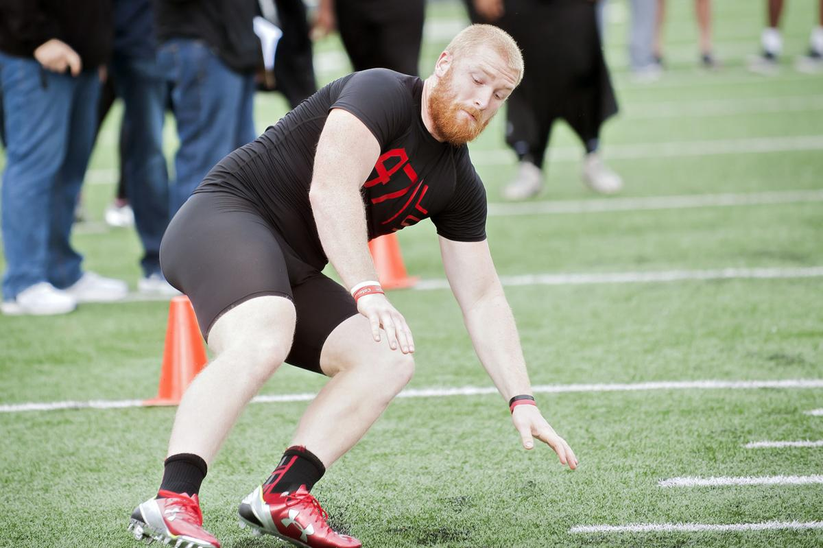dowling trying to earn coveted nfl long snapping job wku sports wku pro day