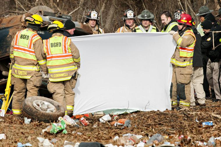 Pursuit ends in fatal crash