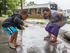 Flash flood warning issued