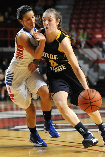 Marshall County, Notre Dame advance in Girls' Sweet 16