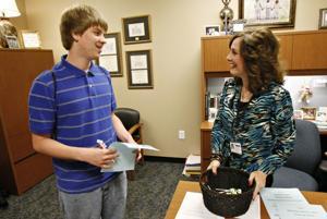 High school guidance counselor