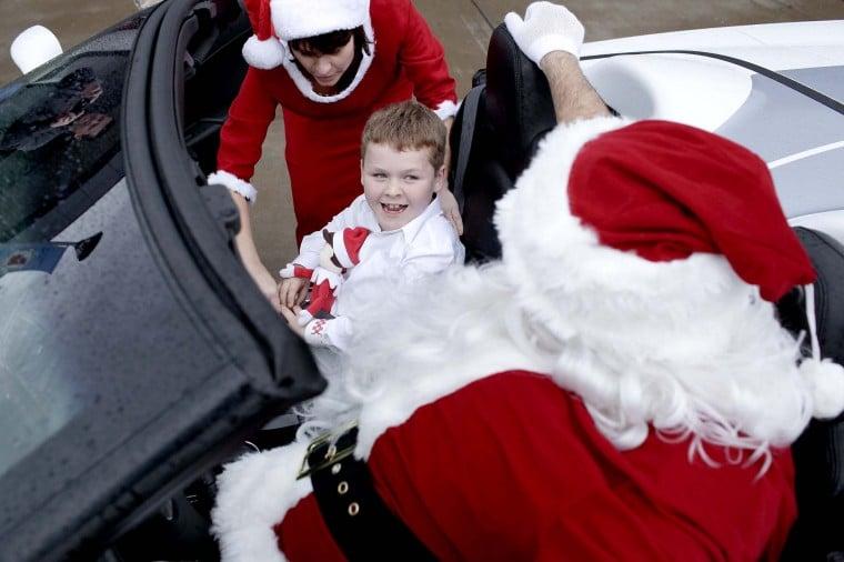 Sleigh Rides with Santa