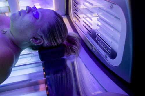 Tanning business gets a boost during March