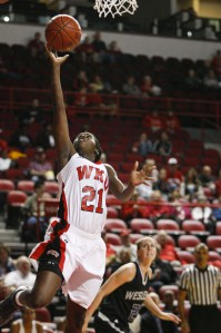 Lady Tops talk after season-opening exhibition win over Kentucky Wesleyan