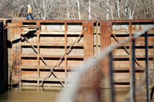 Corps of Engineers recommends relinquishing locks and dams