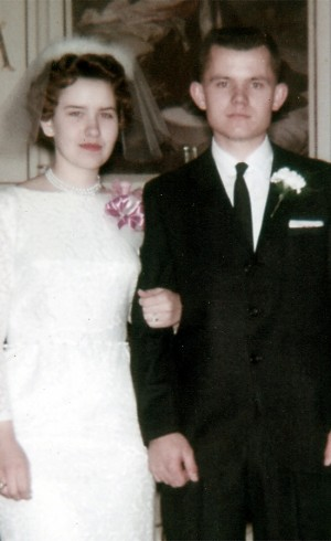 Ralph and Joyce Piel celebrated their 50th wedding anniversary on Jan