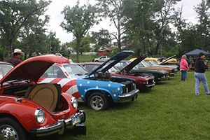 28th Annual All Car Rally Rumbles Into Belle This Weekend