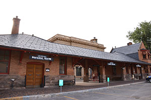 Deadwood's historic depot building to get new $400K roof