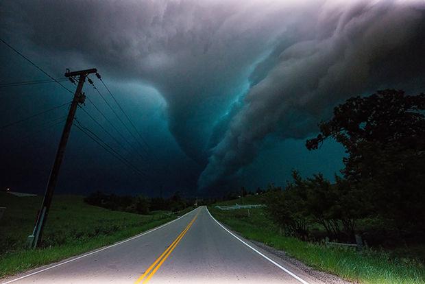 Tornado Comes Through Spearfish Black Hills Pioneer Home
