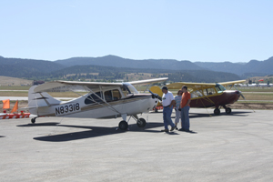 Fly-in draws pilots to Spearfish