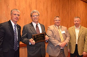 Fitzgerald named State Prosecutor of the Year after 32 years of service