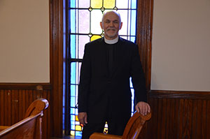 St. John's welcomes new priest