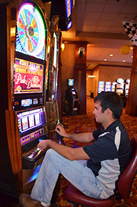 July gaming numbers down 7.5 percent