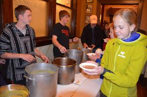 A full house for Empty Bowls