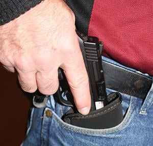 Conceal carry permits skyrocket