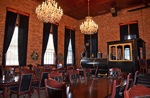 Roundhouse restaurant reopens as Homestake Chophouse