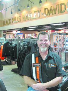 Black Hills Harley names new partner