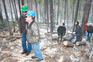 Education is the key in funding pine beetle fight