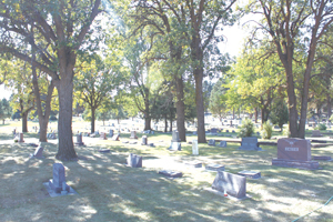 Burial, grave care prices to rise in Belle