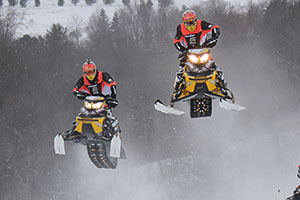 Snocross Shootout to fly high in Deadwood