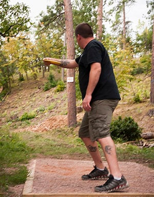 Spearfish to host state disc golf championship
