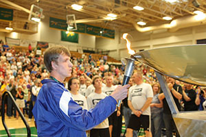 Special Olympics arrive in Spearfish