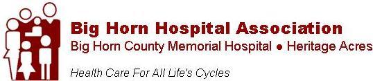 Big Horn County Memorial Hospital