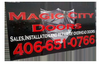 Magic City Doors