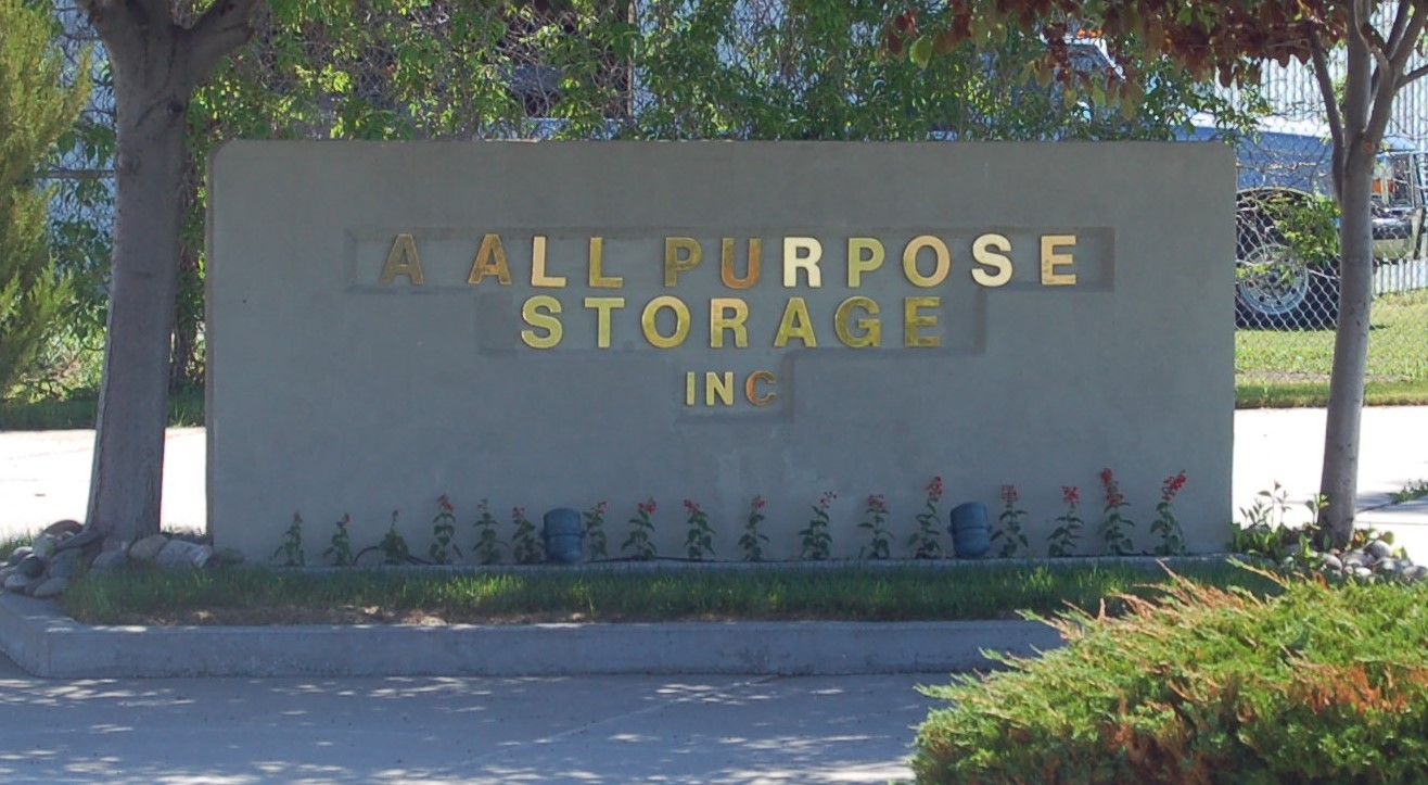 A All Purpose Storage