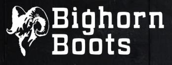 Big Horn Boots Work Warehouse