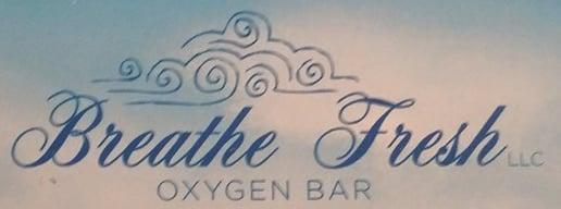 Breathe Fresh Oxygen Bar